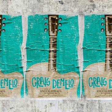Band Gig Poster