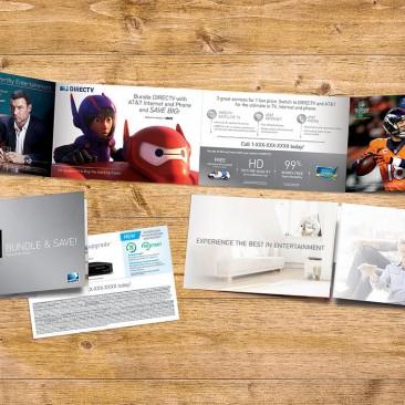 DIRECTV Premium Mailer